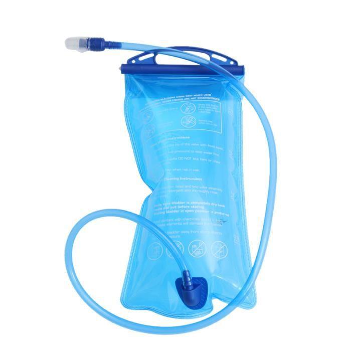 1 pièces sac à eau professionnel de qualité alimentaire TPU 2L à boire bouteille d'eau CAMELBAK - HYDRATION BAG - WATER POCKET
