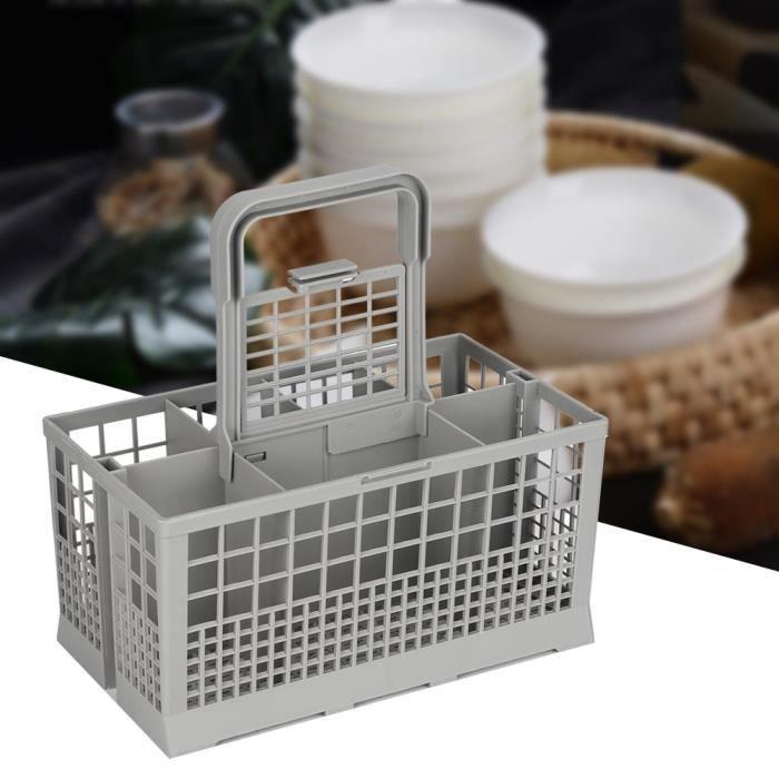 Qutianshop® Panier a couverts pour Lave-vaisselle pour Lave-Vaisselle Polyvalent