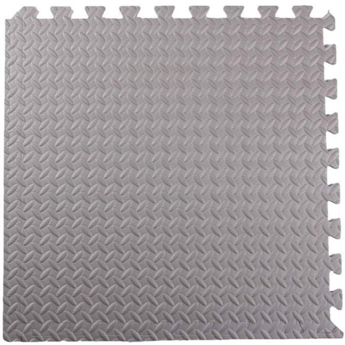 Tapis dexercice en mousse dalles de sol emboicirctables tapis dexercice antideacuterapant avec mousse EVA pour exerc370