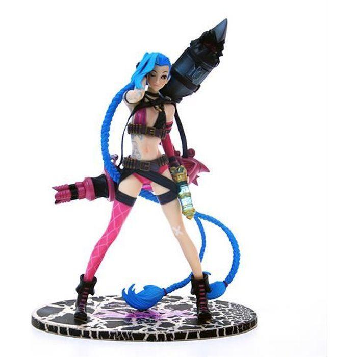 24cm Funko Figurine League Of Legends - Jinx