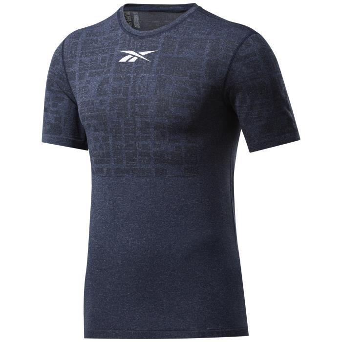 T-shirt Reebok United By Fitness MyoKnit