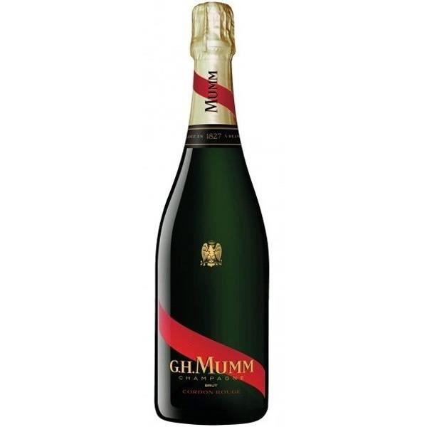 6x Mumm Cordon Rouge - Champagne