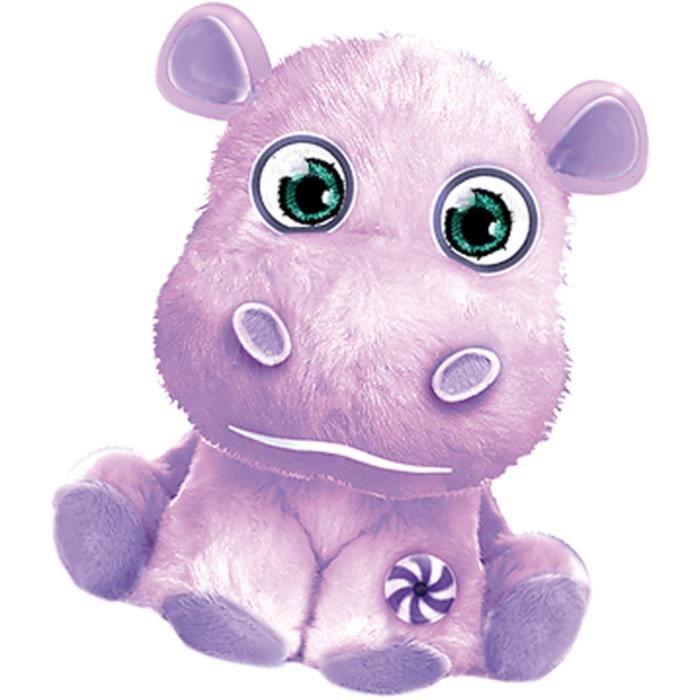 SPLASH-TOYS - Peluche Sweeties hippo - 18 cm