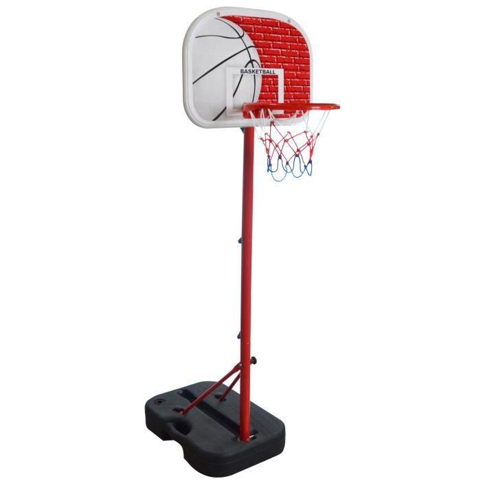 PANIER DE BASKET-BALL Panier de Basket Bumber + ballon + pompe -  Atlant
