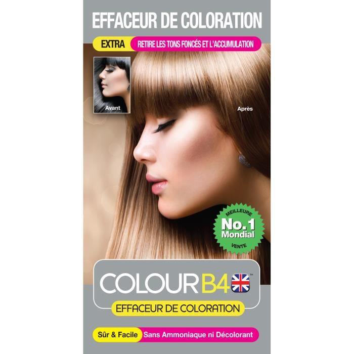 COLORATION Effaceur de coloration Colour B4 Extra