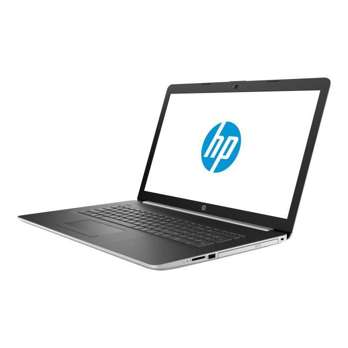 ORDINATEUR PORTABLE HP 17-ca0002nf A9 9425 - 3.1 GHz Win 10 Familiale