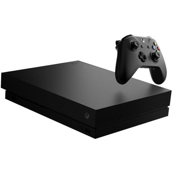CONSOLE XBOX ONE Microsoft Xbox One X Gold Rush Special Edition Bat