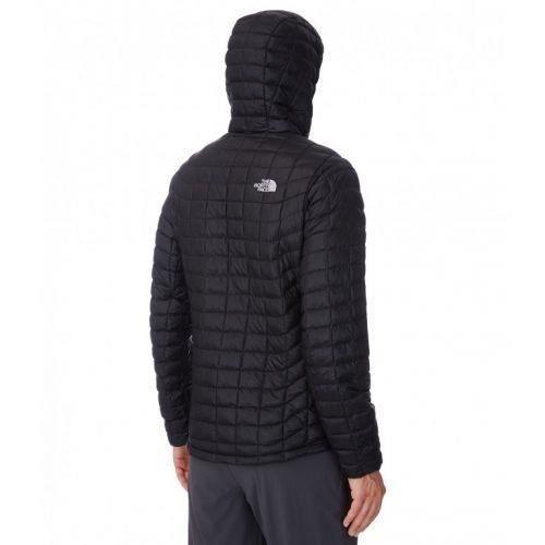 veste the north face thermoball noir noir achat vente doudoune de sport cdiscount. Black Bedroom Furniture Sets. Home Design Ideas