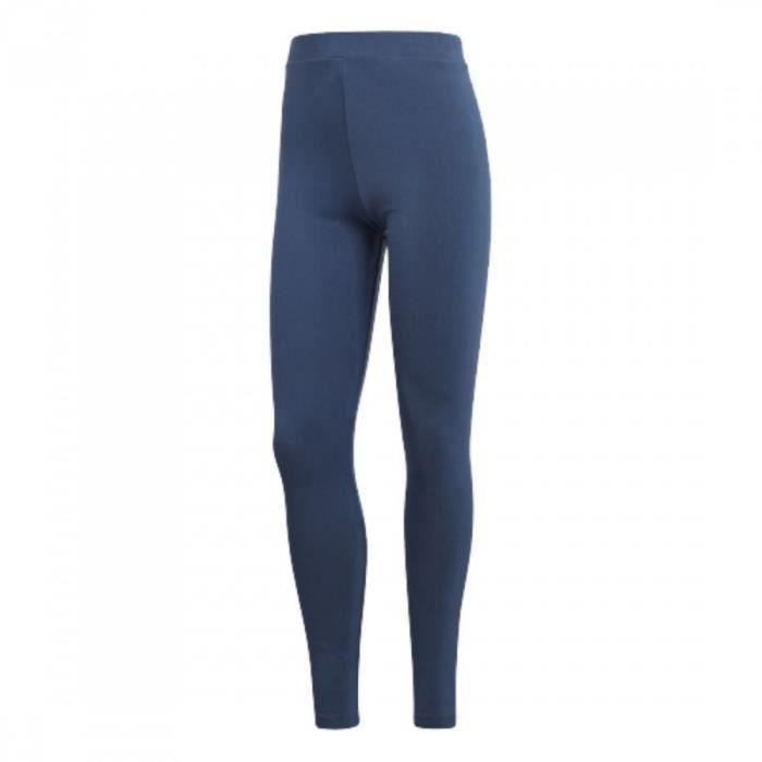Adidas Adidas Trefoil Tight Femme Leggings Bleu