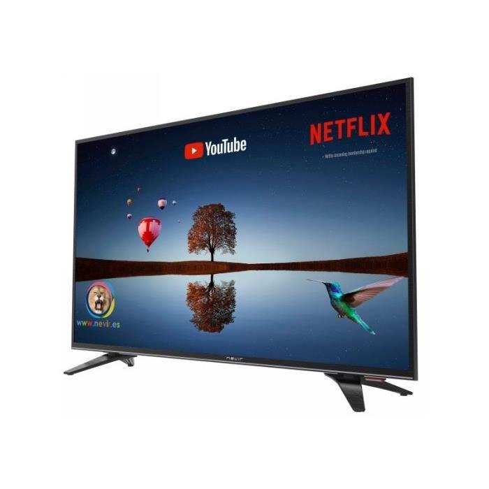 "Téléviseur LED Tv 32"" Led Nevir NVR-9000-32RD2S-SM Smart TV"