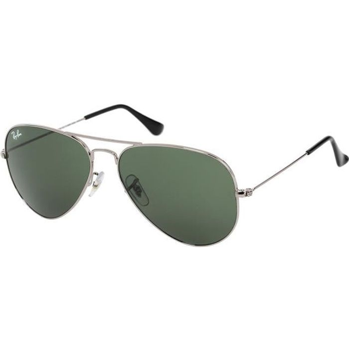 lunettes ray ban aviator homme