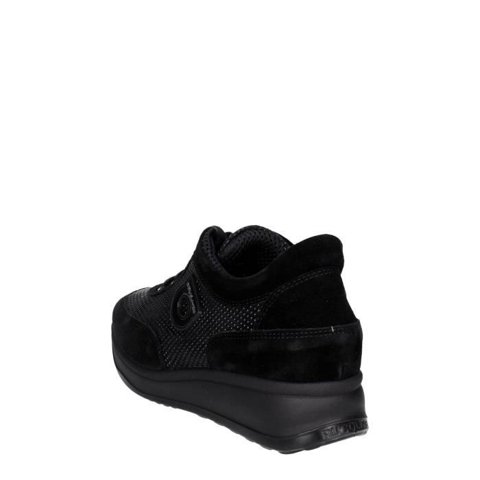 Agile By RucolinePetite Sneakers Femme Noir, 38