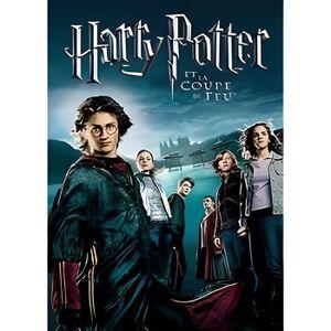 DVD DESSIN ANIMÉ DVD Harry Potter et la coupe de feu