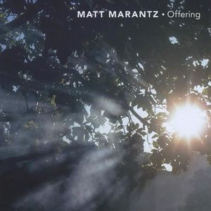 CD JAZZ BLUES Matt Marantz - Offering