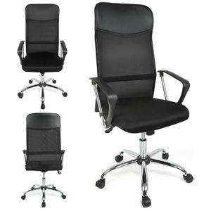 CHAISE DE BUREAU Chaise de Bureau Confortable Fauteuil de Bureau Si