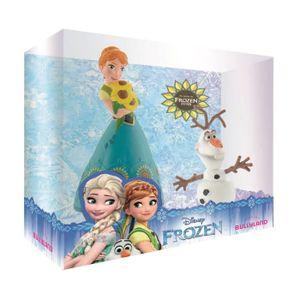 FIGURINE - PERSONNAGE La Reine des neiges - Une fête givrée - Pack 2 fig