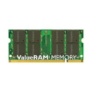 MÉMOIRE RAM 2Go RAM PC Portable SODIMM KINGSTON KVR800D2S5-2G