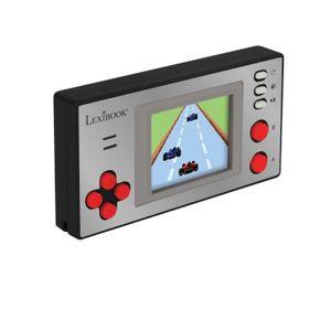 CONSOLE ÉDUCATIVE LEXIBOOK - Console de jeux portable vintage avec 1