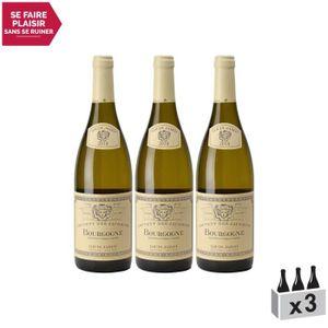 VIN BLANC Bourgogne Couvent des Jacobins Blanc 2018 - Lot de