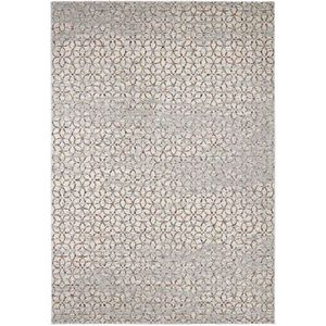 TAPIS MADRID Tapis style contemporain 160X230 cm Blanc