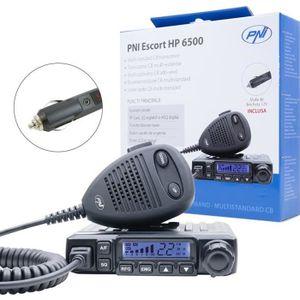 RADIO CB Radio CB PNI Escorte HP 6500 4W 12V ASQ RF Gain