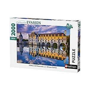 PUZZLE Puzzle Château de Chenonceau 2000 pcs