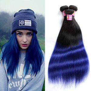 PERRUQUE - POSTICHE 1 Tissages Brésilien Cheveux Silk Straight Extensi