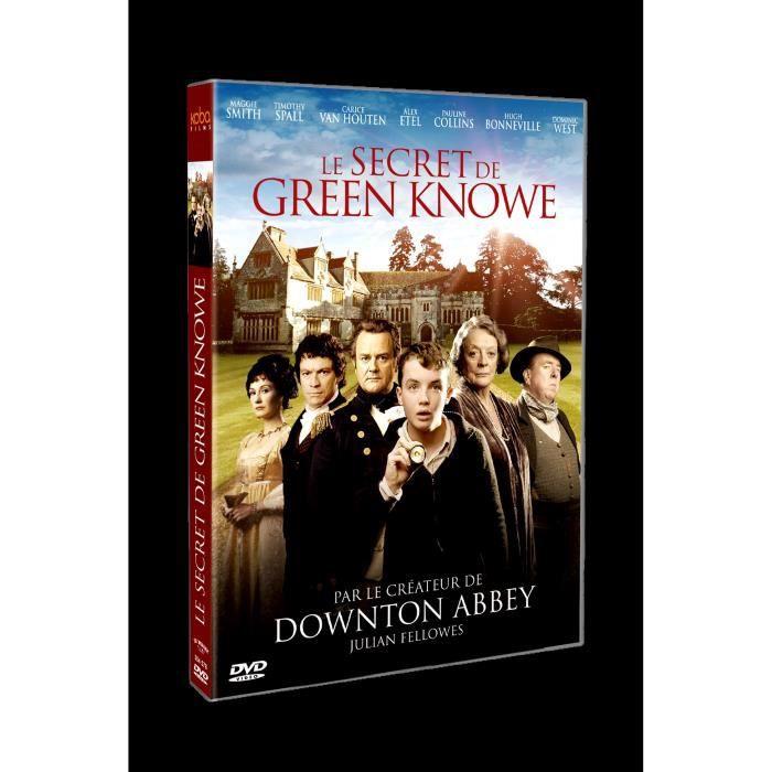 DVD FILM SECRET DE GREEN KNOWE, LE DVD
