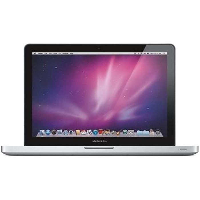 Apple MacBook Pro Core i7-2720QM Quad-Core 2.2GHz 8Go 500Go...