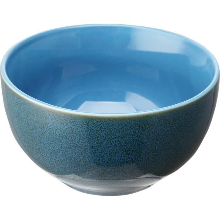 Bol Porcelaine Bleu Ø 135 mm - Stalgast - Bleue - 396151 60 cl