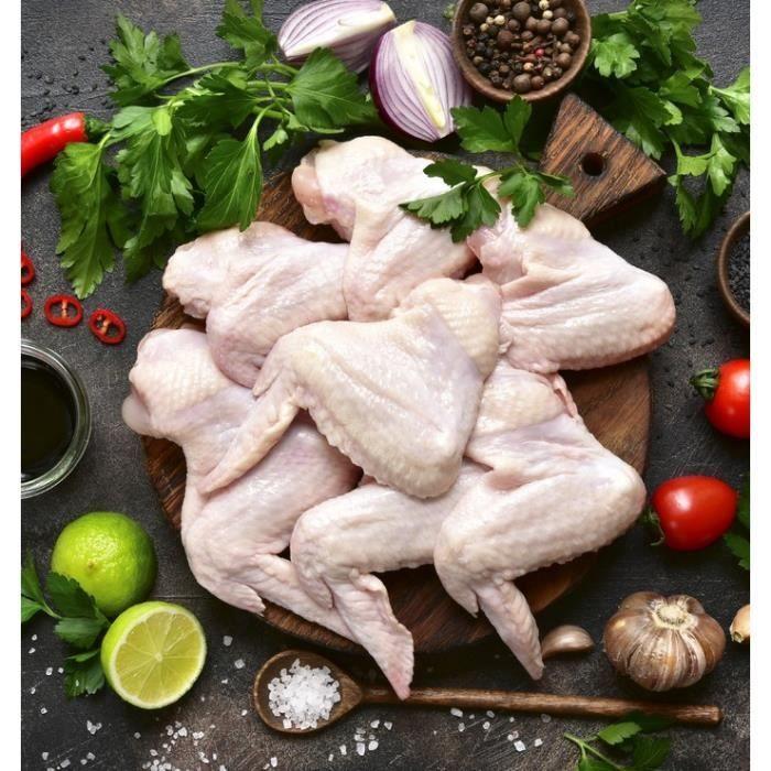 Ailes de poulet Frais