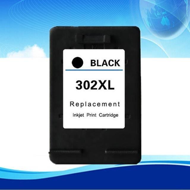 Cartouche compatible HP 302 noir pour HP Envy 4520