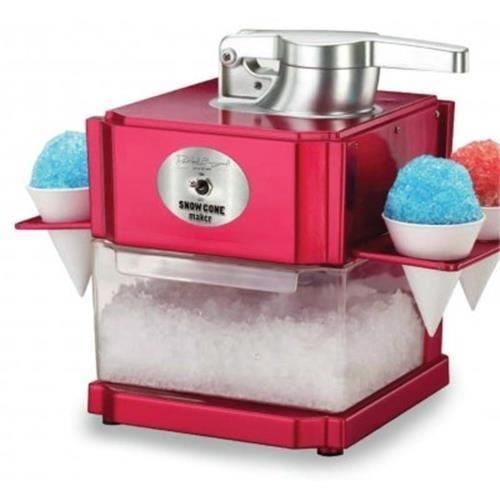Richard Bergendi Appliances Snowcone / Slushie, glace pilée, boissons glace