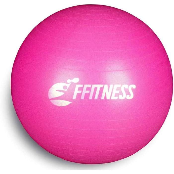 SWISS BALL Body Balance Ball 55 65 75 85 95 cm Gros ballon pour yoga pilates gym agrave la maison fitness grossesse musculation31
