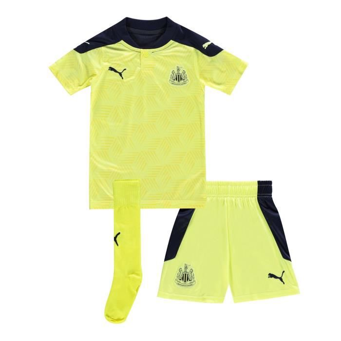 Puma Newcastle United Away Équipe De Football 2020 2021 Enfants