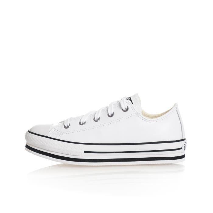 Sneakers Bambino Converse Chuck Taylor All Star Platform 669709c