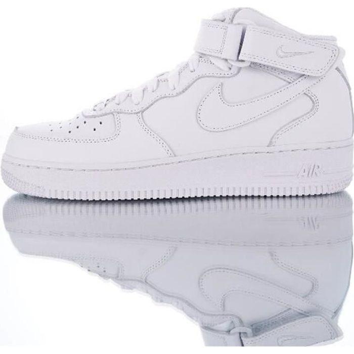 Baskets Air Force 1 Mid '07 Chaussures de Running Pour Femme Homme