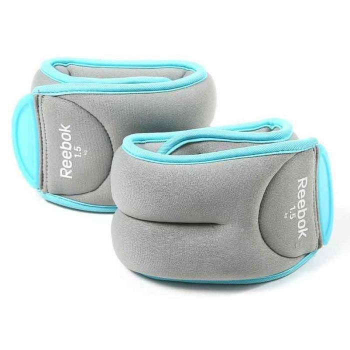 Poids Reebok Fitness Ankle Weights 1.5 Kg