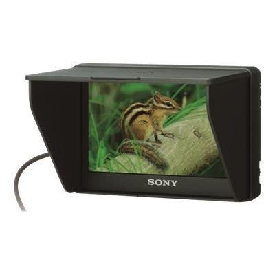 clip sur écran LCD.