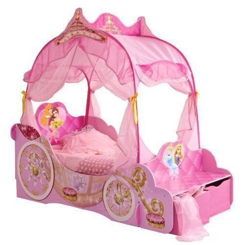 Worlds Apart 862780 Lit Carrosse Disney Princesses Rose