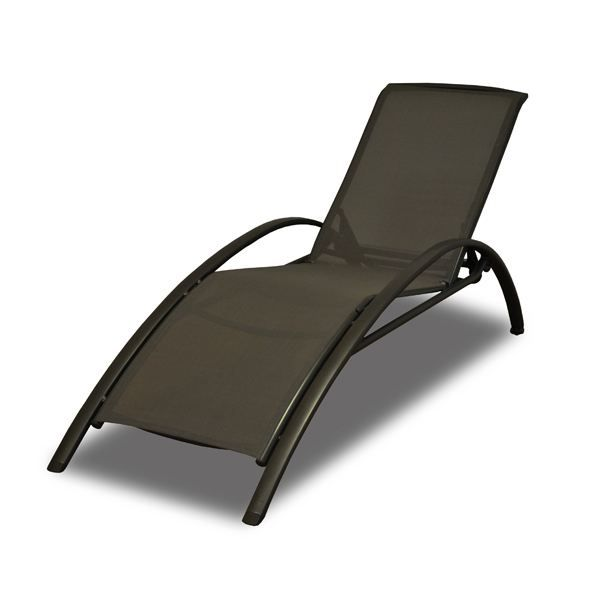 bain de soleil en alu textil ne royal grey achat vente chaise longue bain de soleil r glable. Black Bedroom Furniture Sets. Home Design Ideas