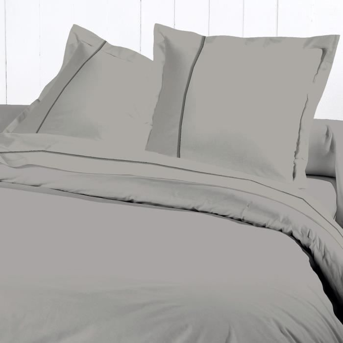 david olivier housse couette 220x240 percale g per achat vente parure de couette cdiscount. Black Bedroom Furniture Sets. Home Design Ideas