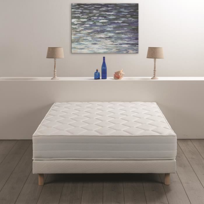 finlandek matelas 160x200cm ressorts 25cm arkuus achat. Black Bedroom Furniture Sets. Home Design Ideas