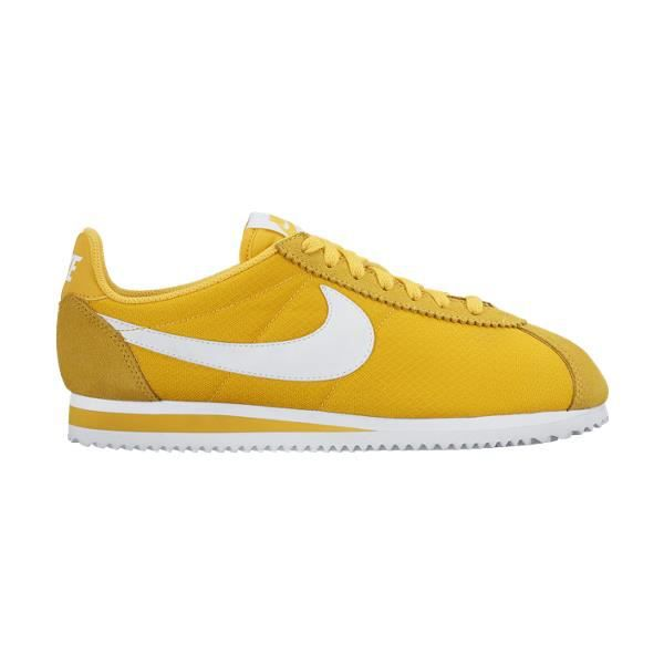 basket nike jaune moutarde