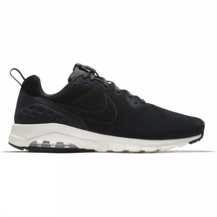 fashion exquisite style online store NIKE AIR MAX MOTION LW PREM 861537 005 RUNNING HOMME Noir - Achat ...