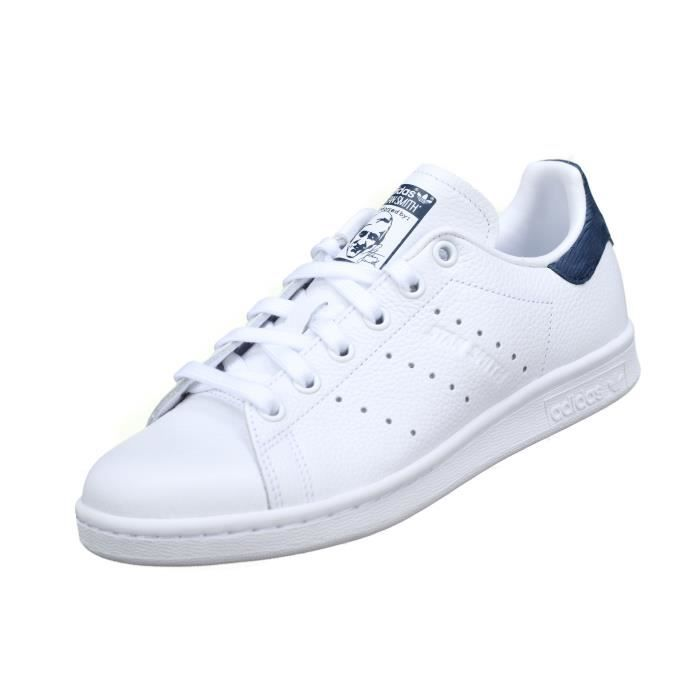 timeless design c6018 a988e Basket femme Adidas Stan Smith W B41626 Blanc