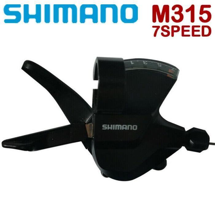 SHIMANO Manette 3 Vitesses actionneur de commutateur Levier de Frein v-Brake 67126