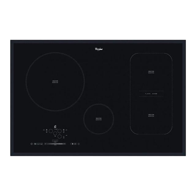 whirlpool acm849ba 01 table induction achat vente plaque induction cdiscount. Black Bedroom Furniture Sets. Home Design Ideas