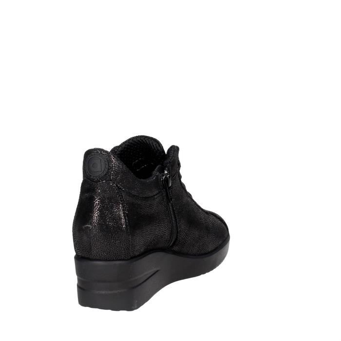 Agile By RucolinePetite Sneakers Femme Noir, 36