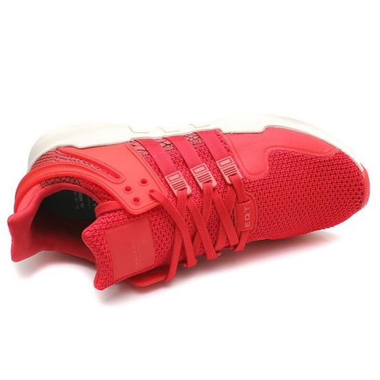 Chaussures Equipement Support ADV Rouge Homme Adidas Rouge